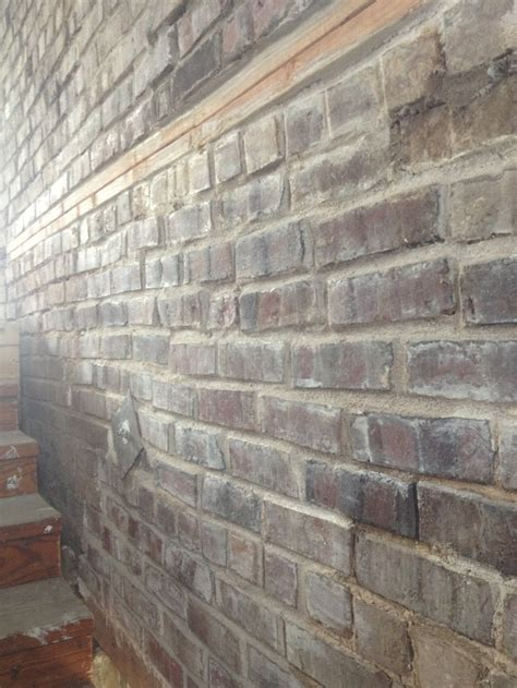 Backsteinmauer Sanieren by Brick Wall Repair Rock