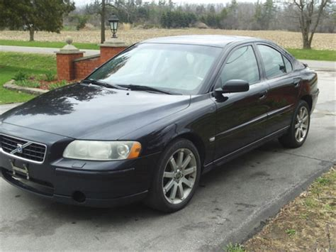 2006 volvo s60 specs 2006 volvo s60 awd pictures information and specs