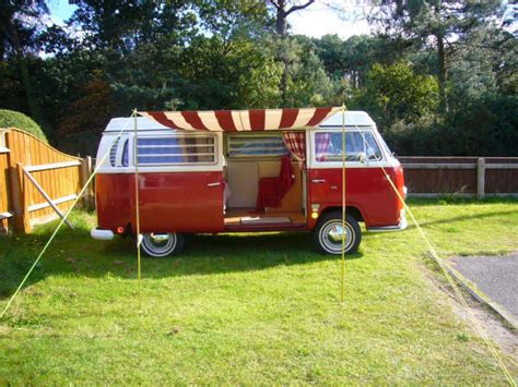 vw t2 awning sun awnings concept vw poptops upholstery