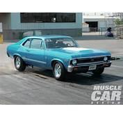 1969 Chevrolet Nova  Fast Track Hot Rod Network