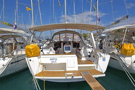 dufour  gl matul waypoint yachtcharter kroatien