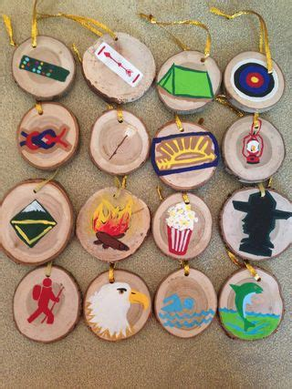 cub scout christmas ornament ideas major knitter ornaments