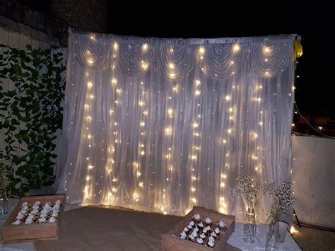 luces led decoracion cortina d tela para decoracion luces led fiestas