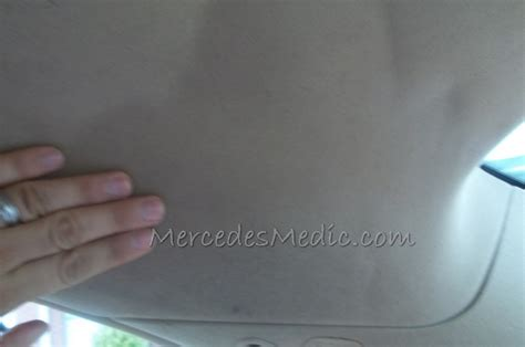 car ceiling upholstery falling headliner material falling down how to fix pictures video