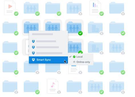dropbox smart sync dropbox startet smart sync platzhalter die wir von