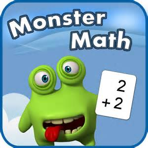 Monster math flash cards android apps on google play