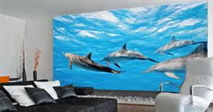 Dolphin Wall Murals Pics Photos Dolphin Wall Decals Dolphin Wall Murals