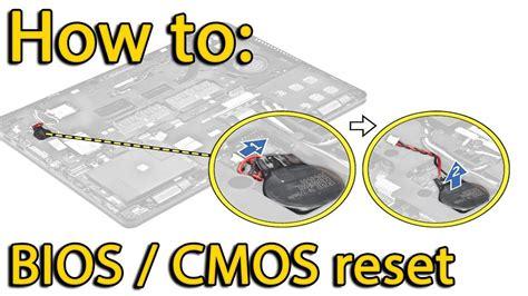 bios reset jumper dell reset bios settings dell latitude e7450 cmos battery