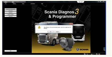 scania vci2 scania vci2 sdp3 truck diagnostic tool newest version 2 27