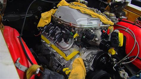 Lsa Also Search For Installing A Lsa Into A 1968 Oldsmobile Cutlass Part 3 Engineswapdepot