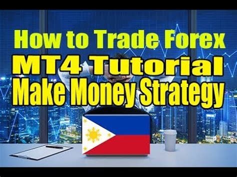 forex tutorial tagalog metatrader 4 and indicators pro trading strategy how to