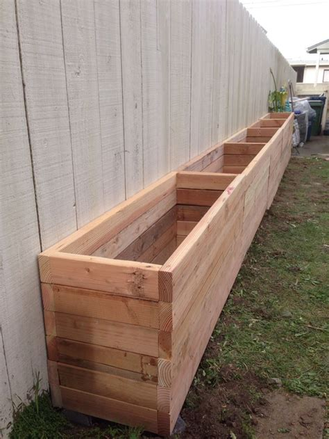 1000 Ideas About Planter Boxes On Pinterest Planters How To Make Planters