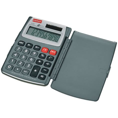 calculator uk staples 520 pocket calculator staples 174