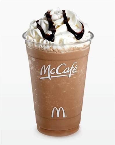 Melky Overall Mocca frappe vs frappuccino one is definitely better than the