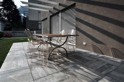 fliese 60x120 exterior self laying floor icon outdoor house design in lecco