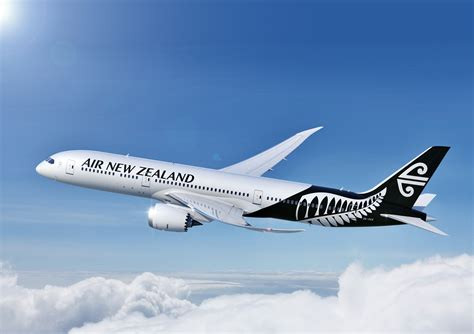Air New Zealand Shows New Livery Times Two