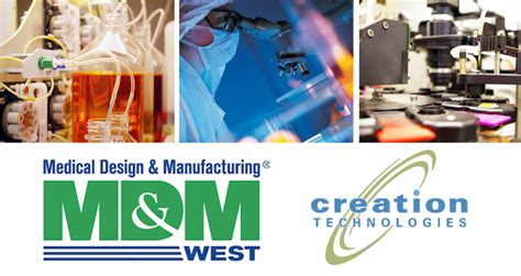 design manufacturing event md m west join us in anaheim at the world s largest