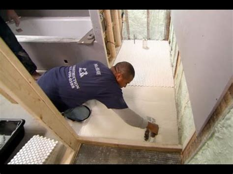 this old house videos how to tile a bathroom floor this old house bathroom layout ideas