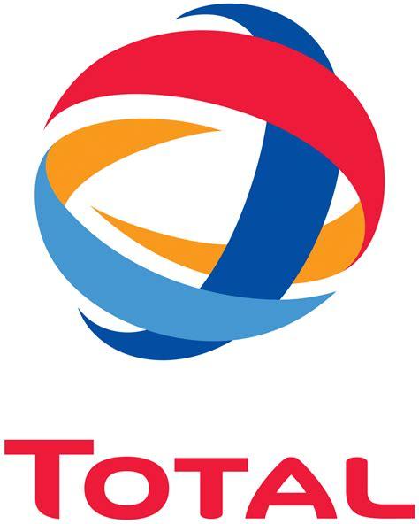 total si鑒e evolution du logo total en deux versions 1970 et 2003