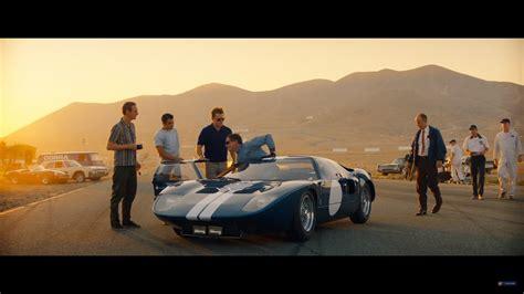 ford  ferrari trailer  lots  racing drama top speed