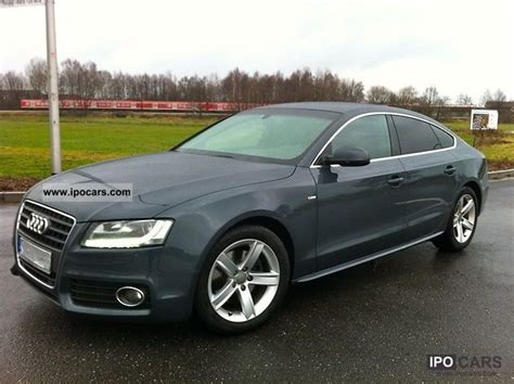 2009 audi a5 2 0 tdi sb s line b o warranty until 09