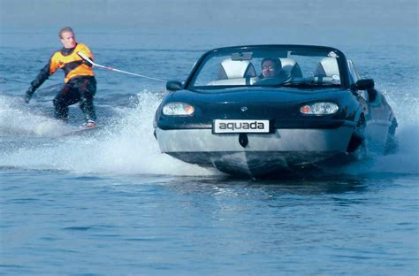 car and boat new hibian technology aquada the boat car picture