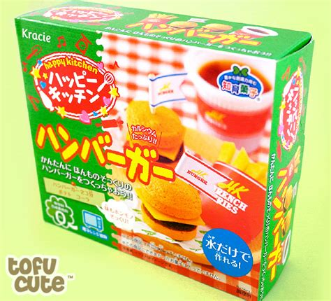 Cookin Kitchen buy popin cookin happy kitchen diy kit hamburger