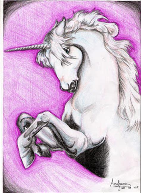 imagenes de unicornios a lapiz dibujos azahara p 233 rez caballos mitol 243 gicos