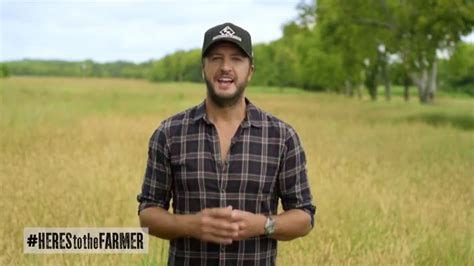 luke bryan heres to the farmer bayer and luke bryan raise awareness and a toast to