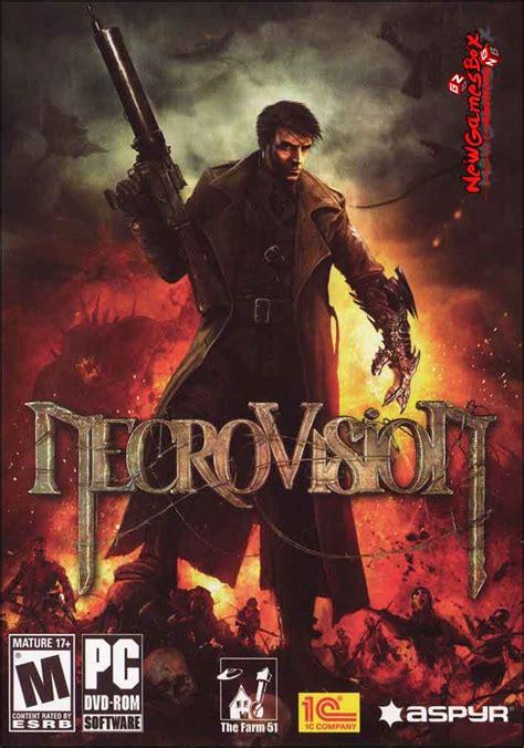 horror full version free games download necrovision free download full version pc game setup