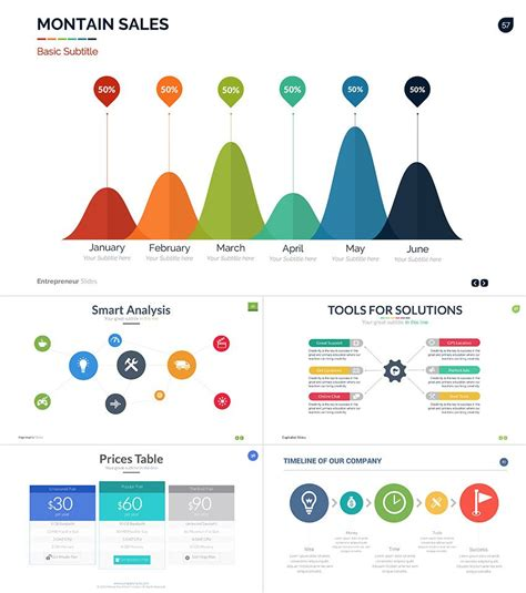 31 best blue powerpoint templates images on pinterest powerpoint