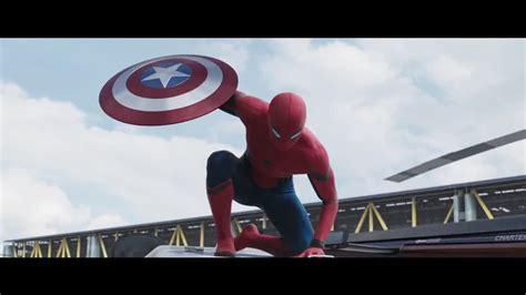 welchen marvel film zuerst spider man homecoming erster trailer mit tom holland