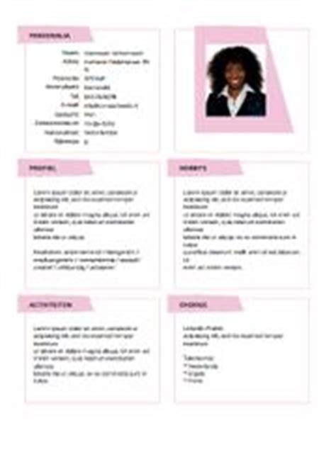 Sjabloon Cv Verpleegkundige Gratis Cv Generator Kleurrijke Cv Sjablonen Cv Voorbeeld