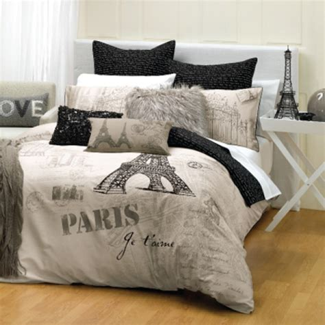 paris themed bedding beautiful paris inspired duvet cover future house