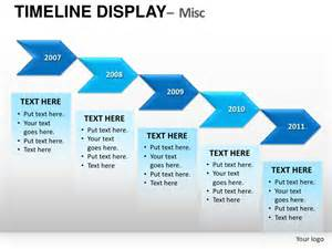 timeline diagram template roadmap timeline display misc powerpoint presentation