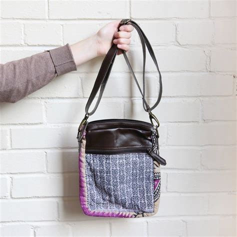Eco Bags Handmade Fairtrade Sari Bag by 78 Best Gifts Explorers Images On