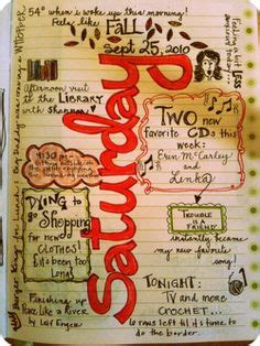 daily doodle diary smash book on journals journaling and