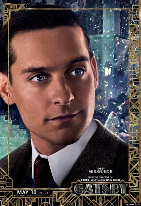 big symbols in the great gatsby great gatsby character posters offer a close look at