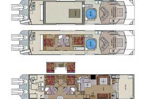 Boathouse Floor Plans Custom Houseboat Sales And Manufacturing Floorplans