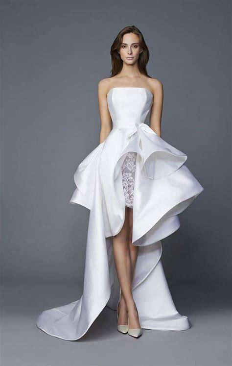 Reva Dress Miulan abiti da sposa corti 2017 soluzioni moderne ed originali