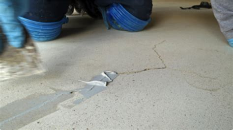 Epoxy Floor Coatings: What about the Cracks? (Part 1)