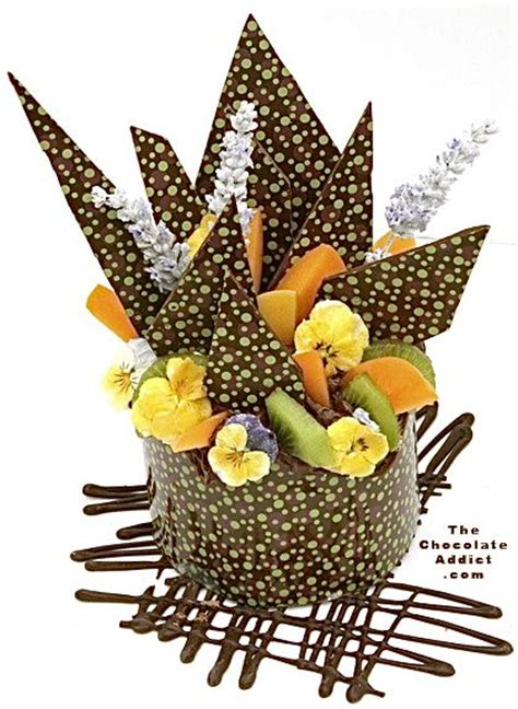 1000 images about chocolate garnishes and ideas on