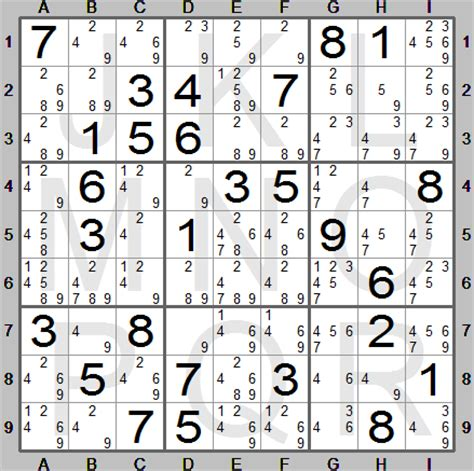 printable sudoku with directions sudoku course part 6