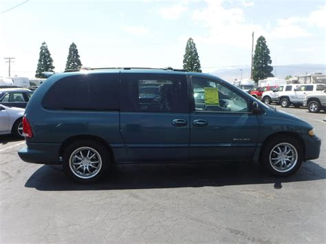 dodge grand caravan awd 2000 dodge grand caravan passenger sport awd minivan for