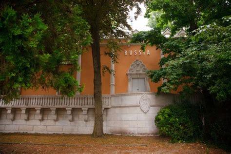 giardini biennale venezia biennale di venezia il padiglione della russia raccontato