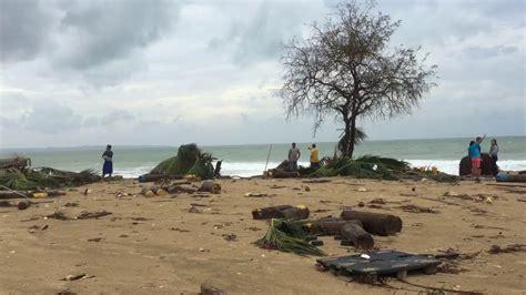 crash boat despues del huracan crash boat beach after hurricane maria aguadilla puerto