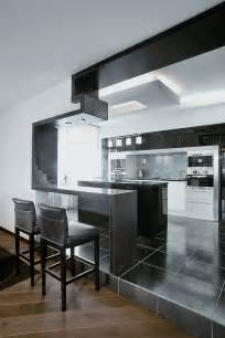 modern black and white kitchen designs 25 modern small kitchen design ideas