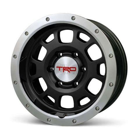 Toyota Beadlock Rims Trd 16 Quot X 7 5 Quot Road Beadlock Style Wheel Grey Ptr18