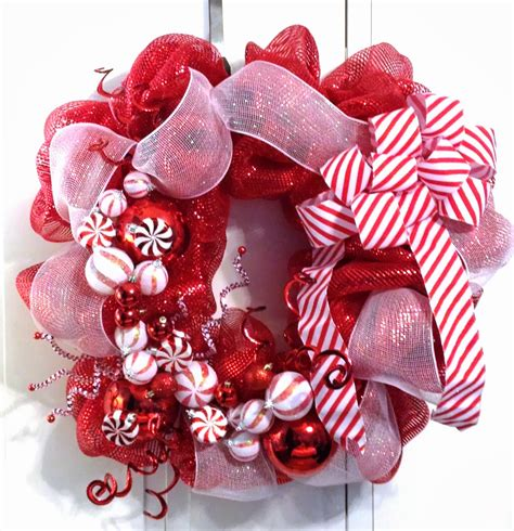 mesh wreath tangled wreaths d 233 cor wreath deco