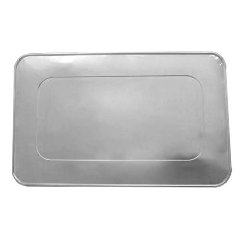 catering essentials steam table pans essentials f2053 size foil lid for steam table